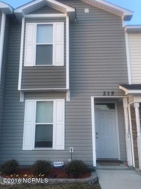 215 Glenhaven Lane, Jacksonville, NC 28546 (MLS #100027285) :: Century 21 Sweyer & Associates