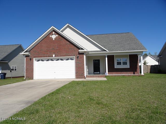 108 Ravenscroft Way, Jacksonville, NC 28540 (MLS #100027304) :: Century 21 Sweyer & Associates