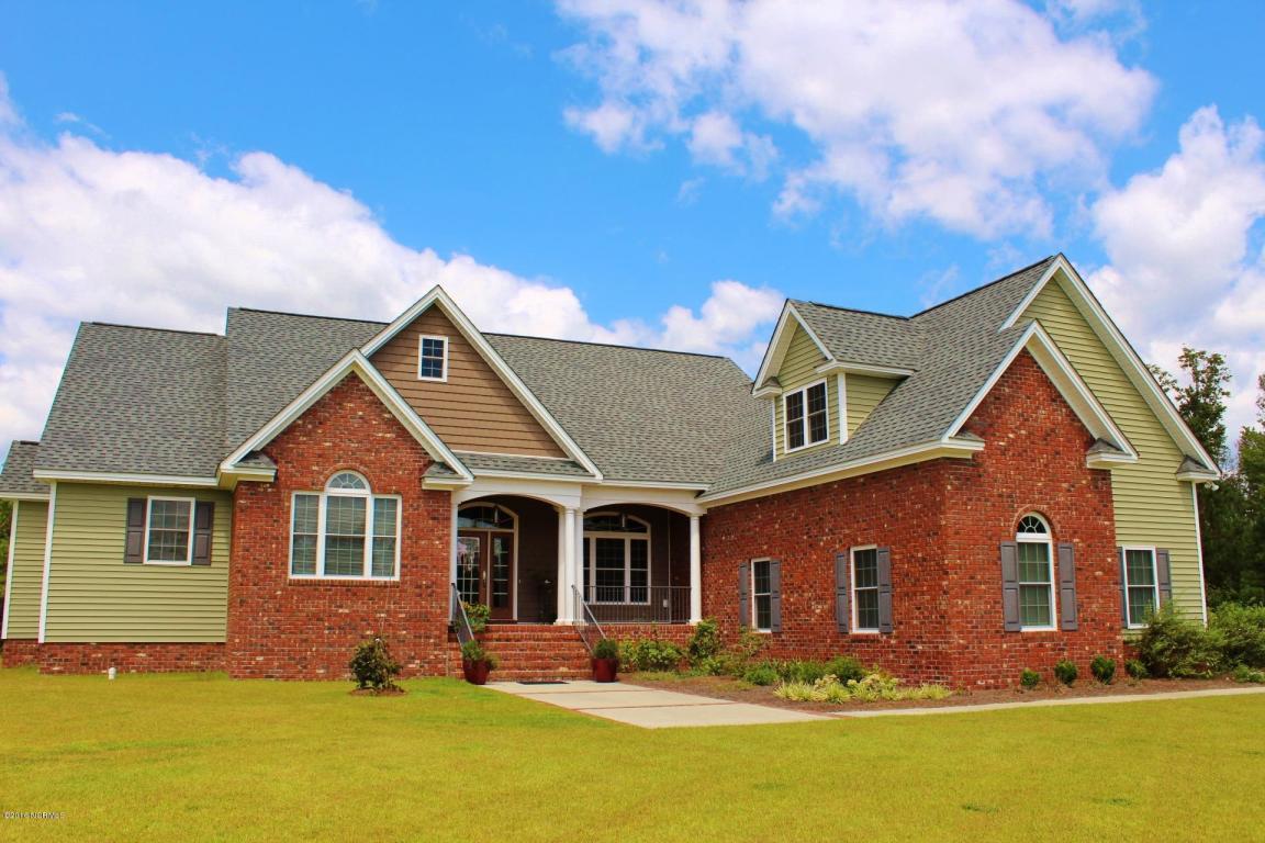 108 Josh Court, Vanceboro, NC 28586 (MLS #100027313) :: Century 21 Sweyer & Associates