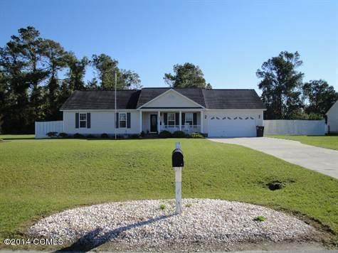 102 Beagle Drive, Hubert, NC 28539 (MLS #100027361) :: Century 21 Sweyer & Associates