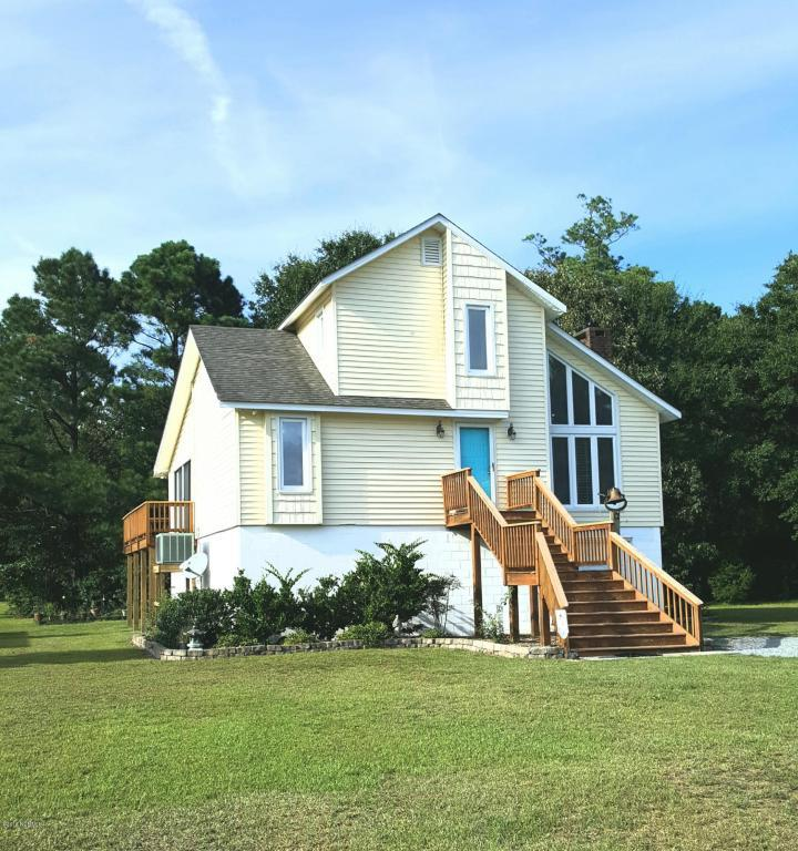 108 Goose Creek Drive, Washington, NC 27889 (MLS #100027470) :: Century 21 Sweyer & Associates