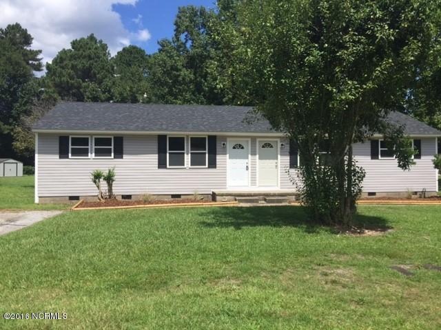 504-506 Williams Street, Jacksonville, NC 28540 (MLS #100027490) :: Century 21 Sweyer & Associates