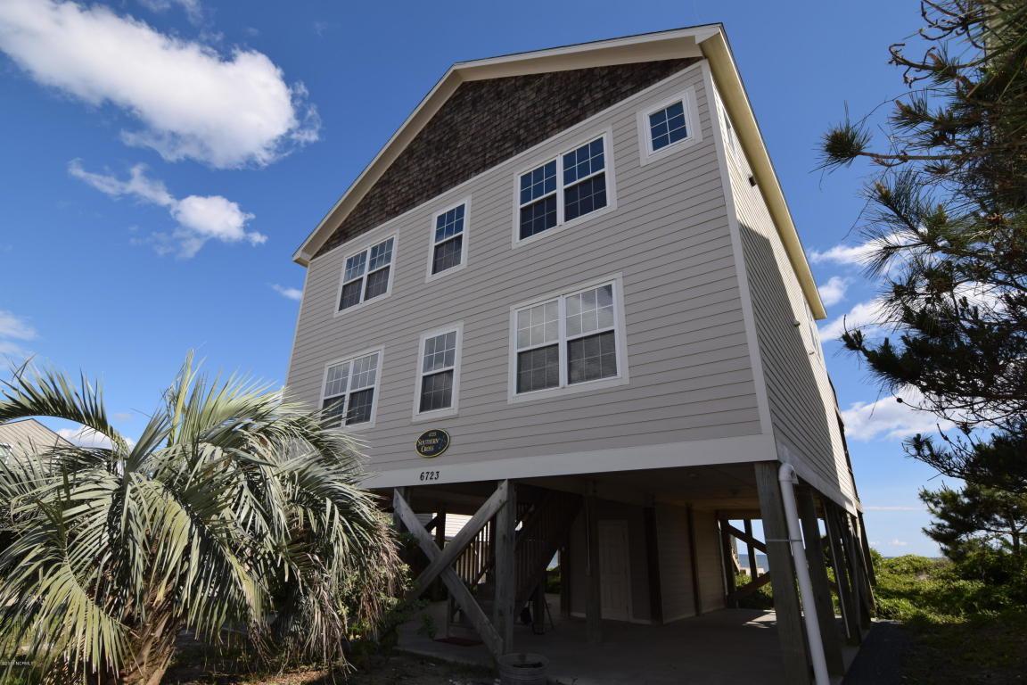 6723 W Beach Drive, Oak Island, NC 28465 (MLS #100027554) :: Century 21 Sweyer & Associates