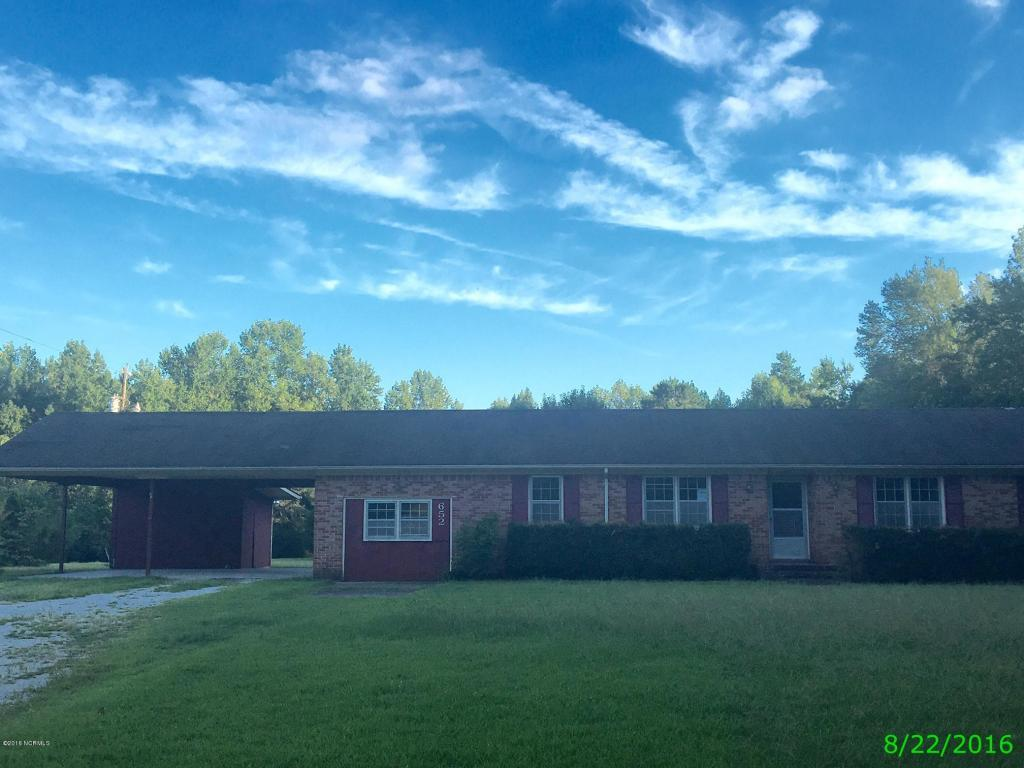 652 Old Folkstone Road, Sneads Ferry, NC 28460 (MLS #100027568) :: Century 21 Sweyer & Associates