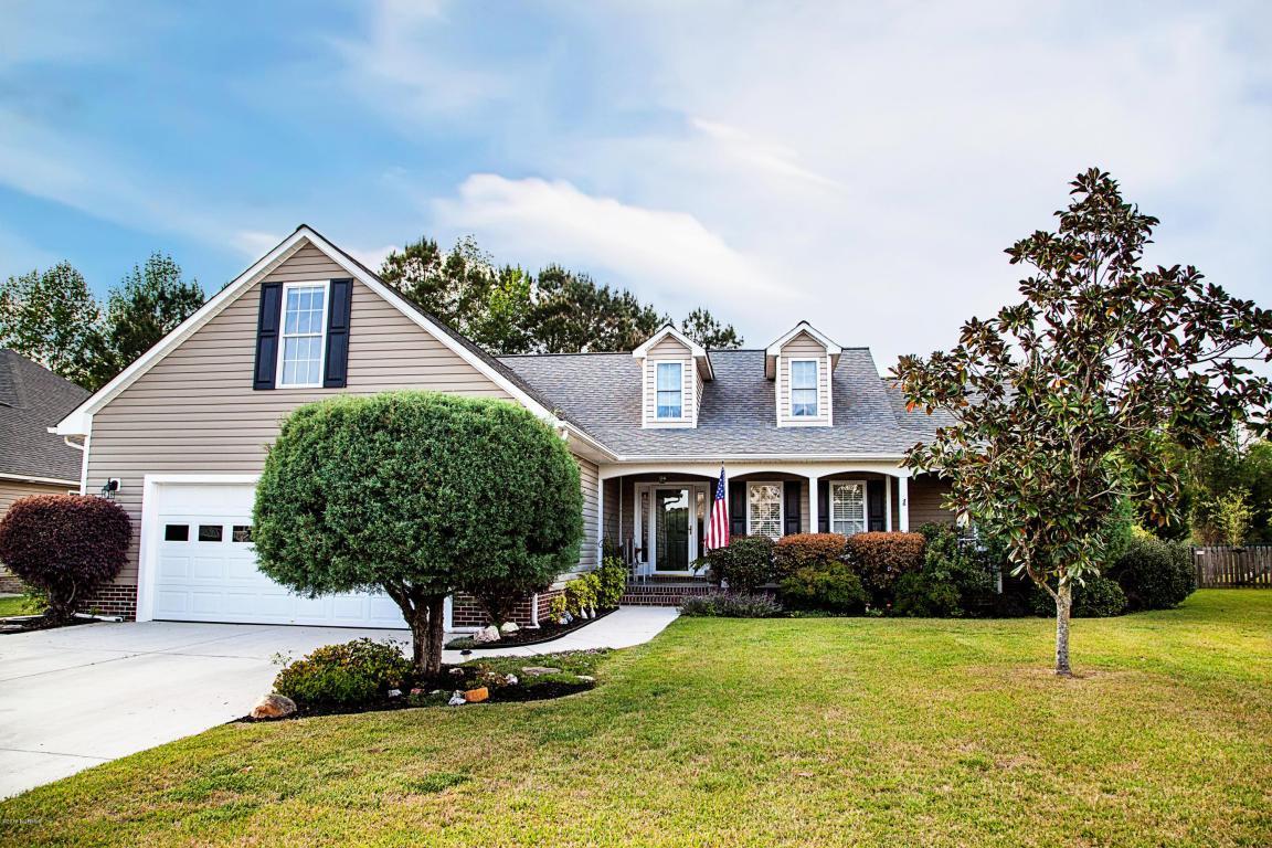 319 Iverleigh Lane, Jacksonville, NC 28540 (MLS #100027790) :: Century 21 Sweyer & Associates