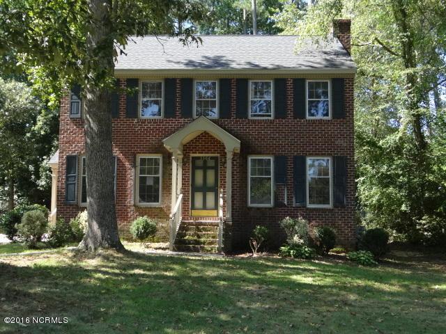 3306 Brook Lane NW, Wilson, NC 27896 (MLS #100027879) :: Century 21 Sweyer & Associates