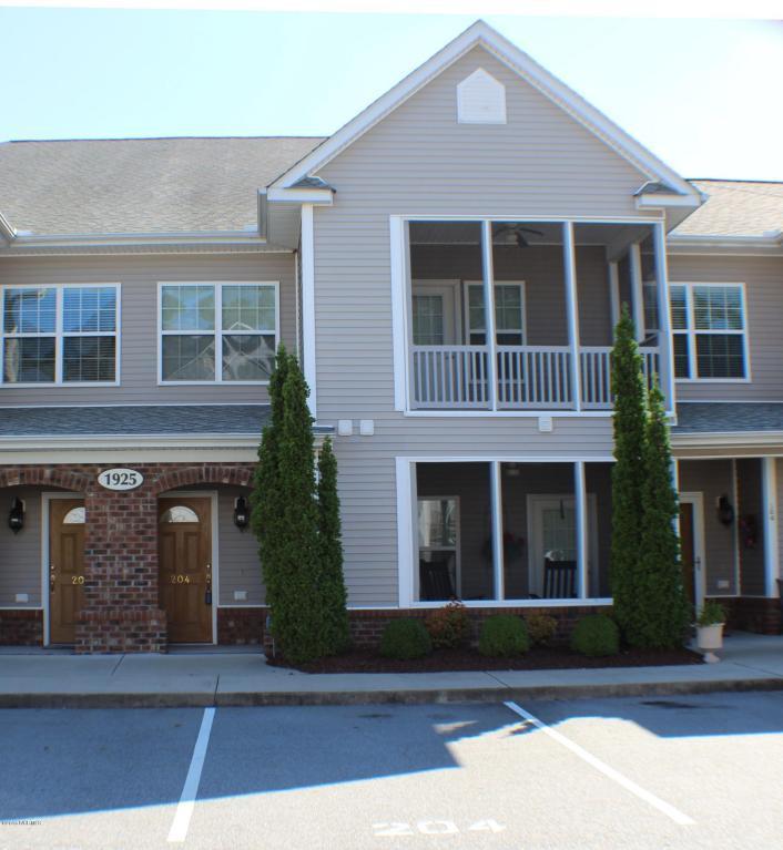 1925 Tara Court #204, Greenville, NC 27858 (MLS #100027898) :: Century 21 Sweyer & Associates