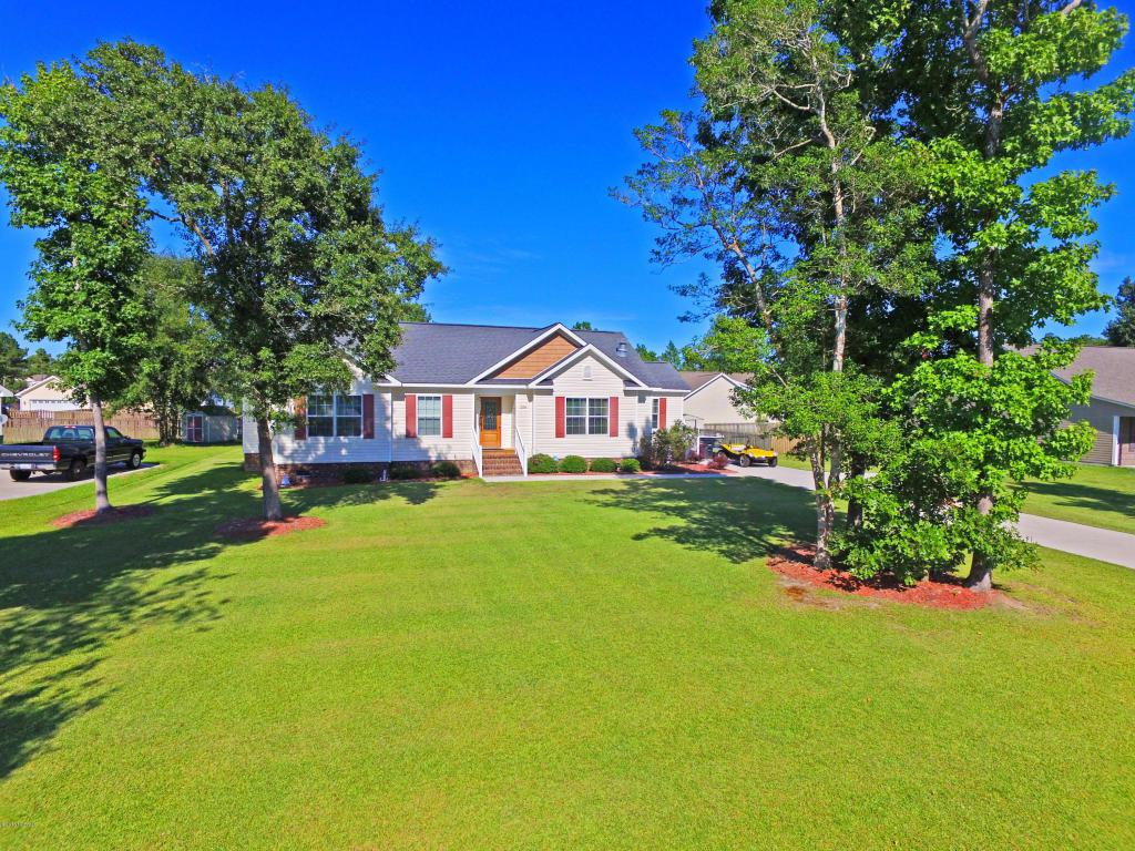 204 Gelynda Court, Holly Ridge, NC 28445 (MLS #100027912) :: Century 21 Sweyer & Associates