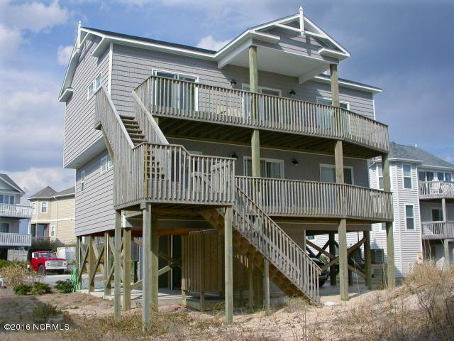 133 S Permuda Wynd Wynd, North Topsail Beach, NC 28460 (MLS #100027960) :: Century 21 Sweyer & Associates