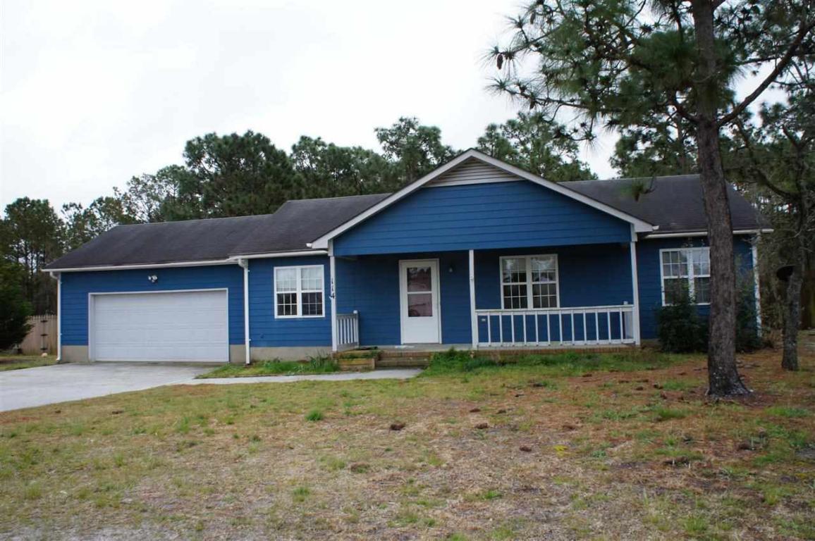 114 E Ivybridge Drive, Hubert, NC 28539 (MLS #100028038) :: Century 21 Sweyer & Associates