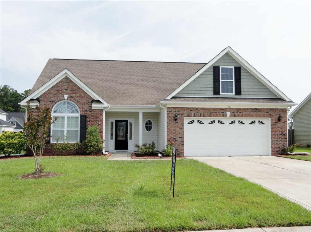 305 Wynbrookee Lane, Jacksonville, NC 28546 (MLS #100028047) :: Century 21 Sweyer & Associates