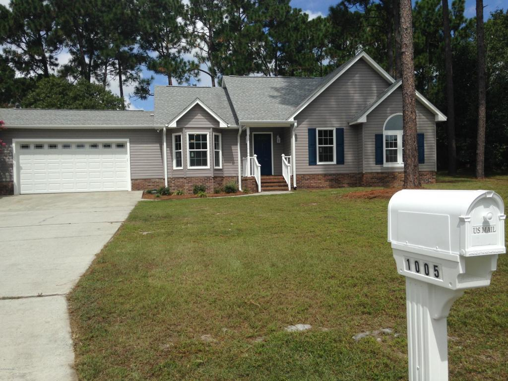1005 Shadow Moss Court, Wilmington, NC 28412 (MLS #100028057) :: Century 21 Sweyer & Associates