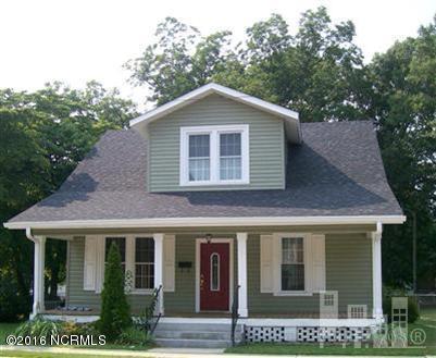 211 E Johnson Street, Clinton, NC 28328 (MLS #100028098) :: Coldwell Banker Sea Coast Advantage