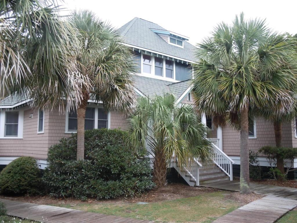 32-32 B + Crofter Earl Of Craven Court 32 B + Crofter, Bald Head Island, NC 28461 (MLS #100028142) :: Century 21 Sweyer & Associates