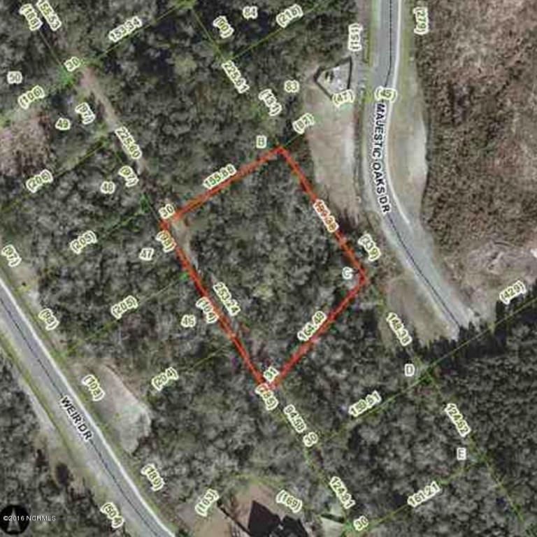 0 Dan Owen Drive, Hampstead, NC 28443 (MLS #100028160) :: Century 21 Sweyer & Associates