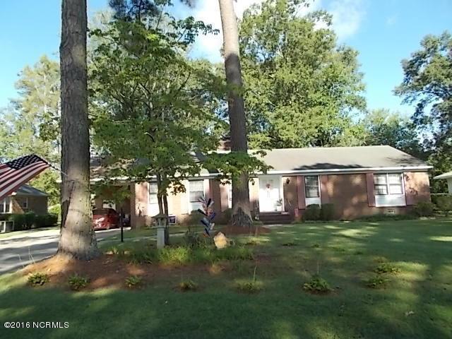 3013 Johnson Street, Kinston, NC 28504 (MLS #100028194) :: Century 21 Sweyer & Associates