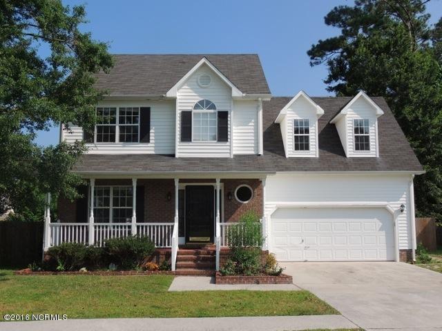114 Dunwoody Drive, Jacksonville, NC 28546 (MLS #100028336) :: Century 21 Sweyer & Associates
