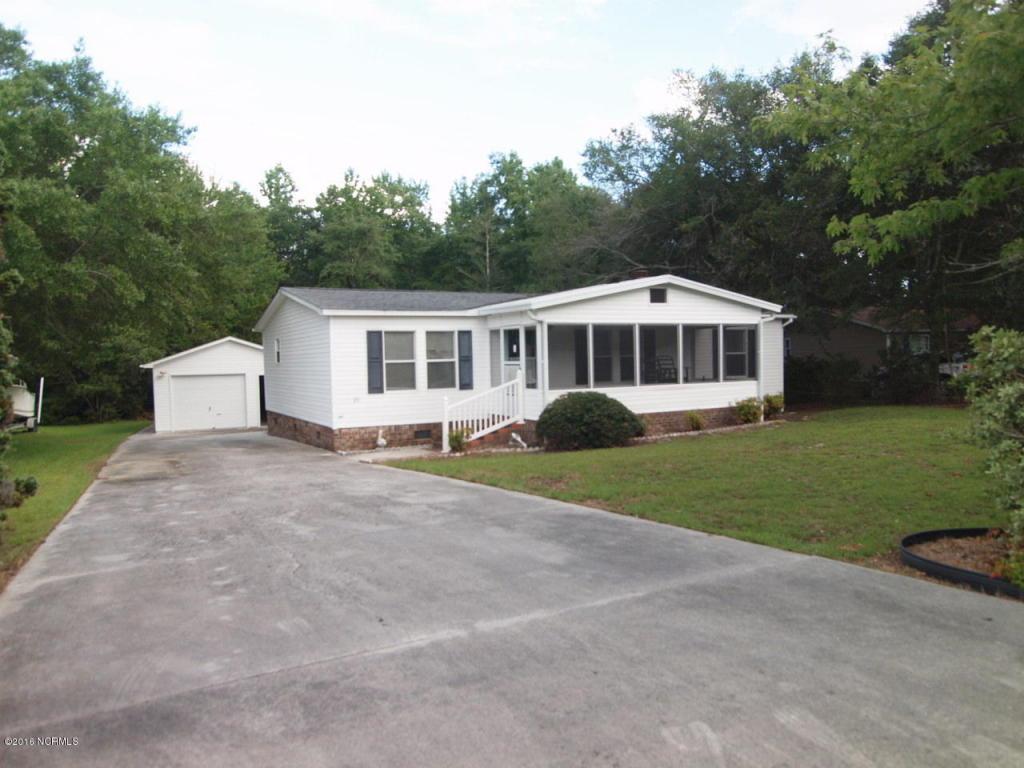 211 Seahorse Drive, Swansboro, NC 28584 (MLS #100028479) :: Century 21 Sweyer & Associates