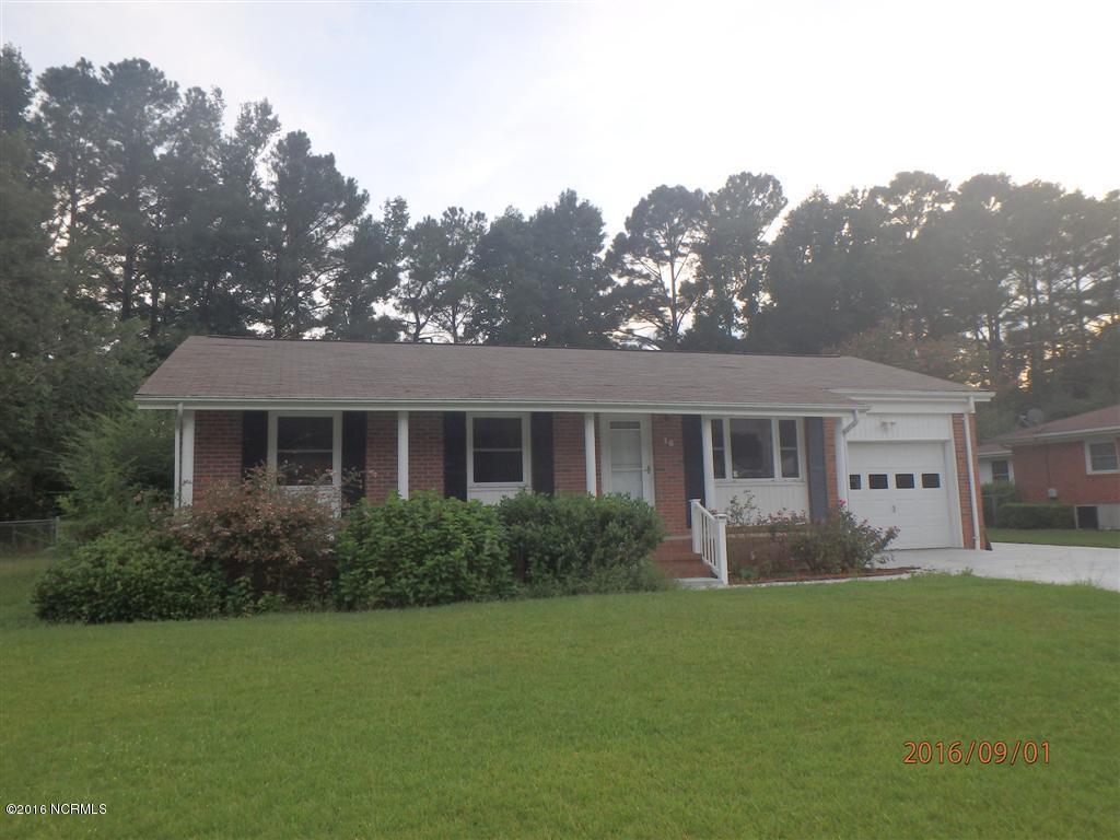 16 Berkshire Drive, Jacksonville, NC 28546 (MLS #100028499) :: Century 21 Sweyer & Associates