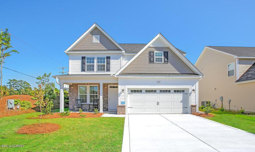 1021 Adams Landing Drive, Wilmington, NC 28412 (MLS #100028565) :: Century 21 Sweyer & Associates