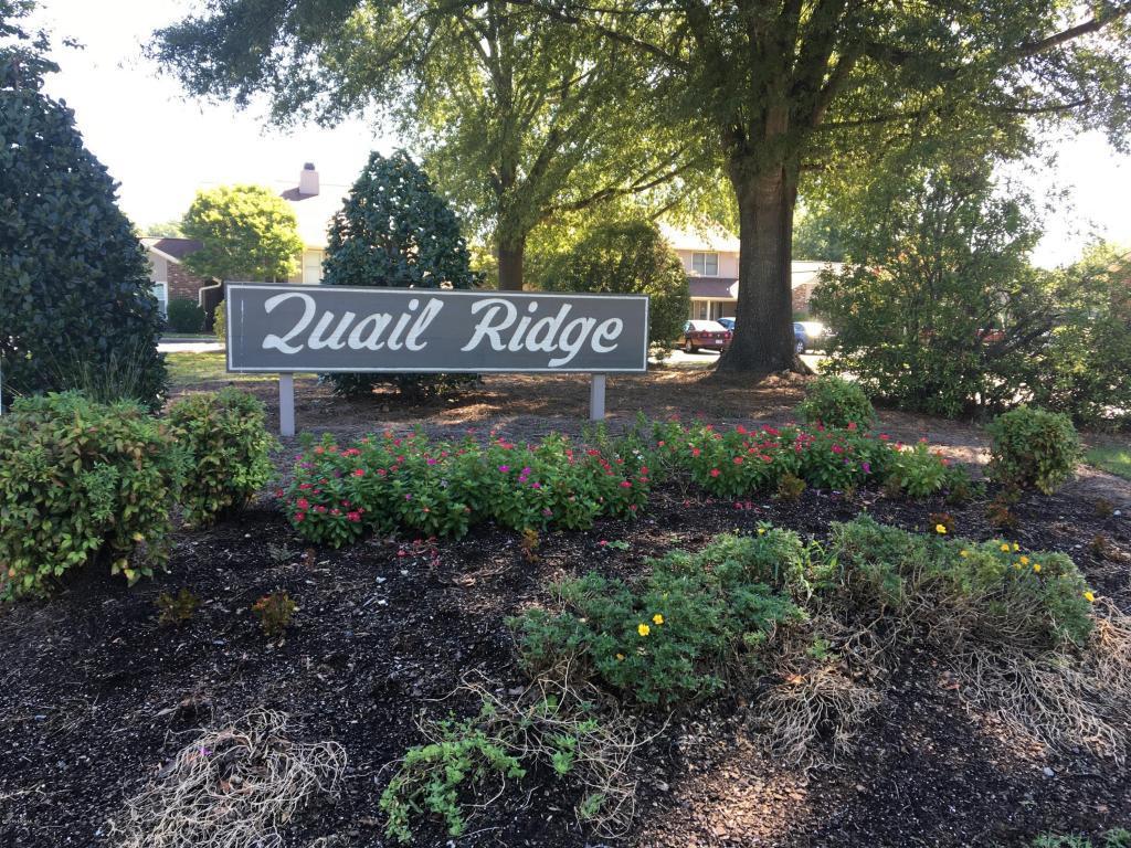2072 Quail Ridge Road G, Greenville, NC 27858 (MLS #100028599) :: Century 21 Sweyer & Associates