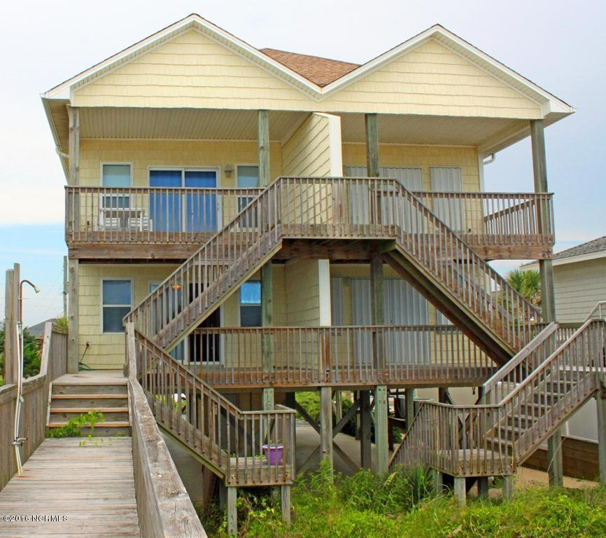 1002 S Shore Drive B, Surf City, NC 28445 (MLS #100028632) :: Century 21 Sweyer & Associates