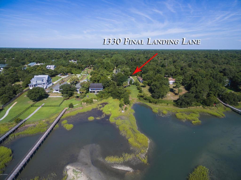 1330 Final Landing Lane, Wilmington, NC 28411 (MLS #100028646) :: Century 21 Sweyer & Associates