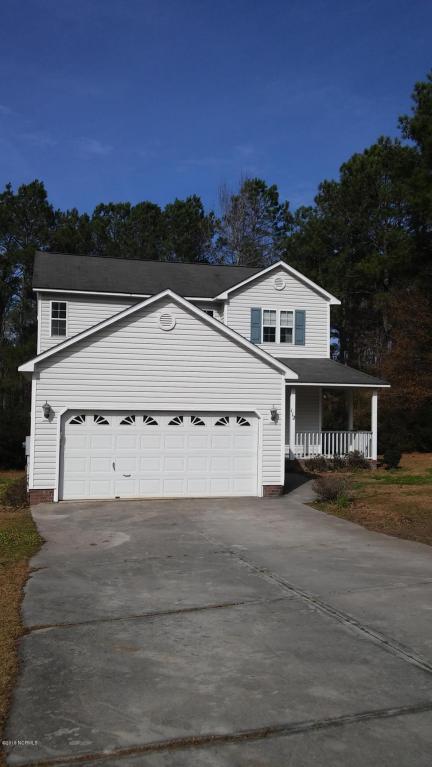 112 Walnut Drive, Swansboro, NC 28584 (MLS #100028659) :: Century 21 Sweyer & Associates