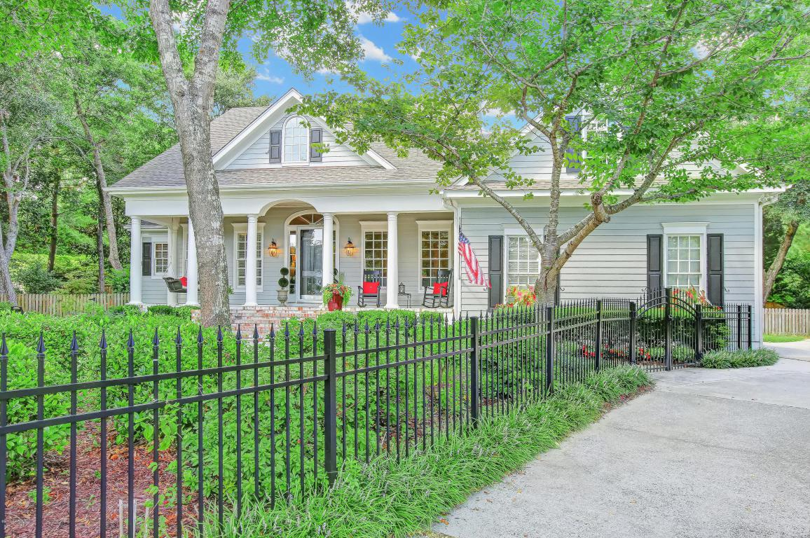 6501 Parkshore Drive, Wilmington, NC 28409 (MLS #100028685) :: Century 21 Sweyer & Associates