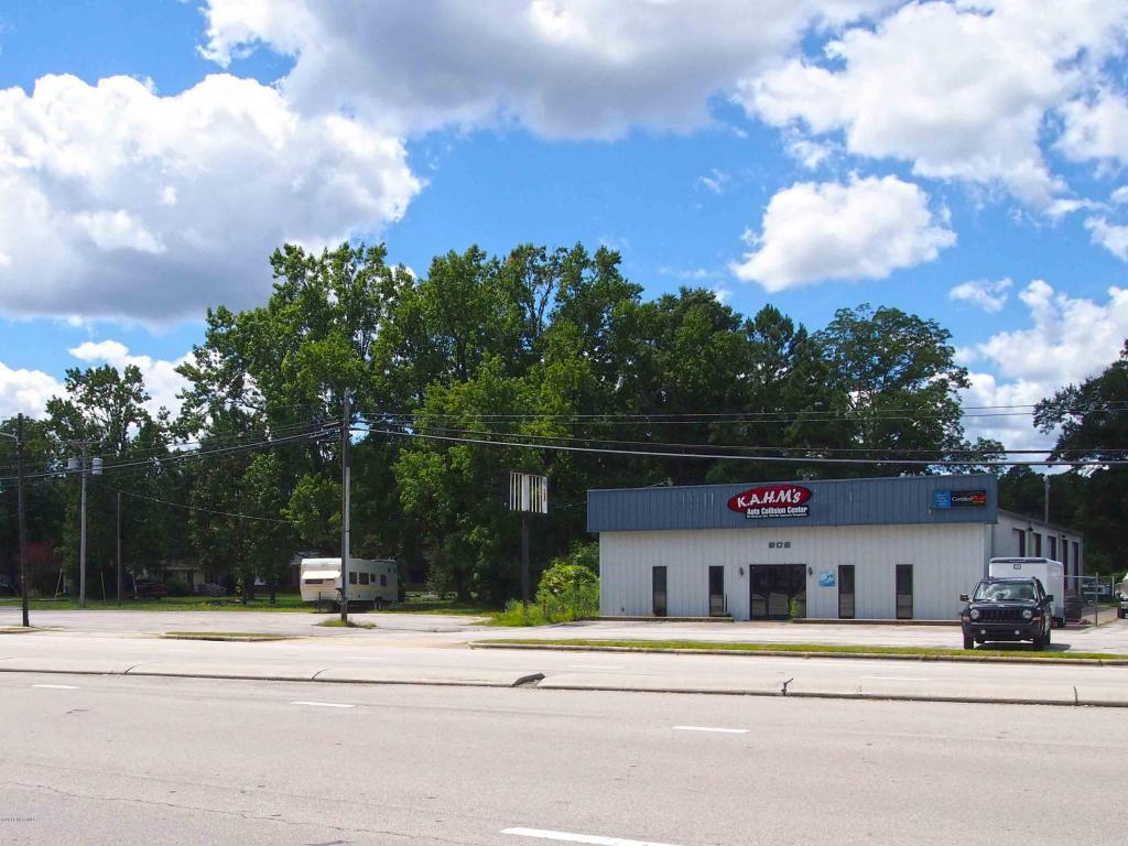 806 E Main Street, Havelock, NC 28532 (MLS #100028717) :: Century 21 Sweyer & Associates