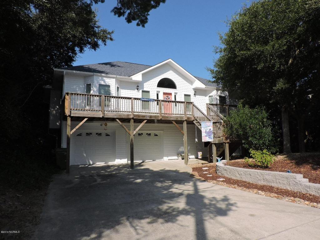 107 Tracy Drive, Emerald Isle, NC 28594 (MLS #100028740) :: Century 21 Sweyer & Associates