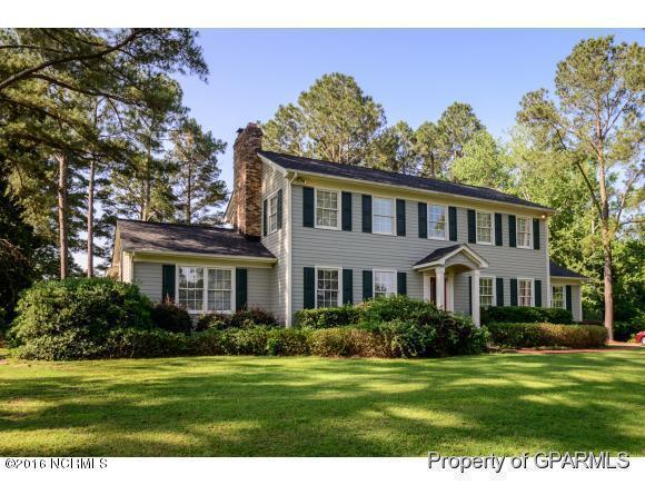 231 Country Club Drive, Greenville, NC 27834 (MLS #100028752) :: Century 21 Sweyer & Associates