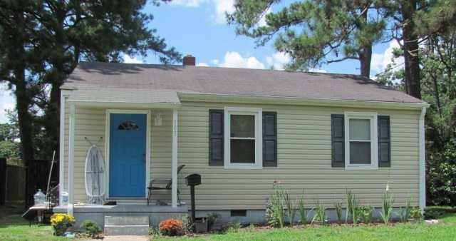 103 Robin Road, Jacksonville, NC 28540 (MLS #100028756) :: Century 21 Sweyer & Associates