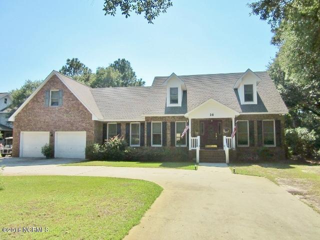 38 Augusta Drive, Oak Island, NC 28465 (MLS #100028794) :: Century 21 Sweyer & Associates