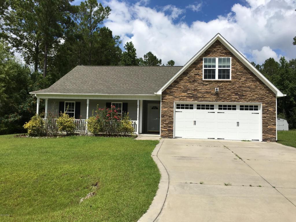 274 Blue Creek Farms Drive, Jacksonville, NC 28540 (MLS #100028827) :: Century 21 Sweyer & Associates