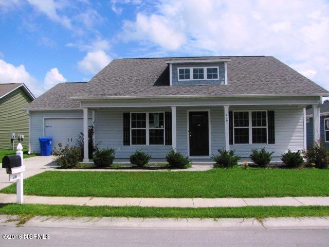 410 Elsmore Drive, New Bern, NC 28562 (MLS #100028831) :: Century 21 Sweyer & Associates