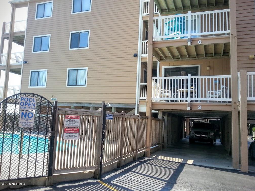 1101 S Lake Park Boulevard 2B, Carolina Beach, NC 28428 (MLS #100028907) :: Century 21 Sweyer & Associates