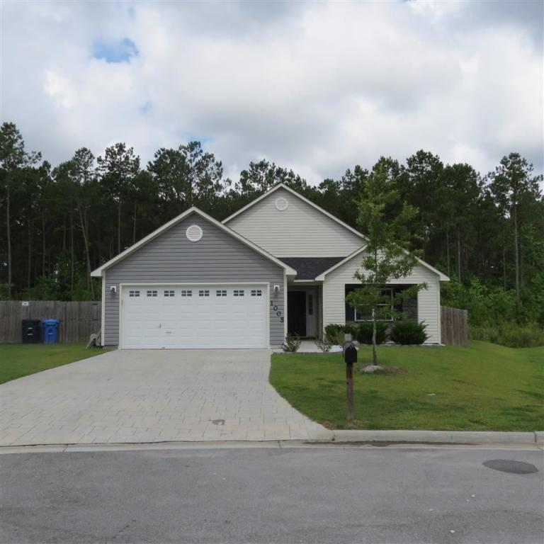 1005 Summerfield Court, Jacksonville, NC 28546 (MLS #100029111) :: Century 21 Sweyer & Associates