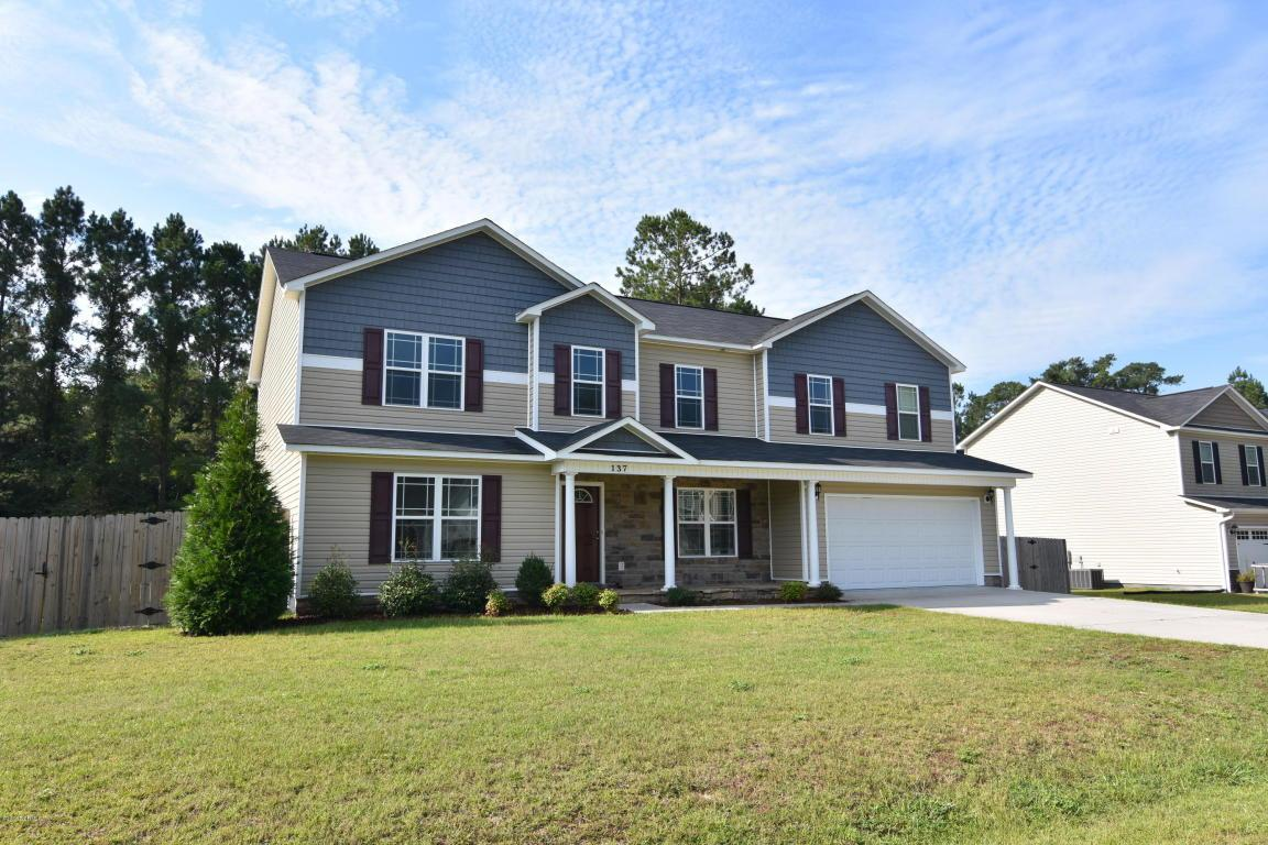 137 Pine Cove Road, New Bern, NC 28562 (MLS #100029167) :: Century 21 Sweyer & Associates