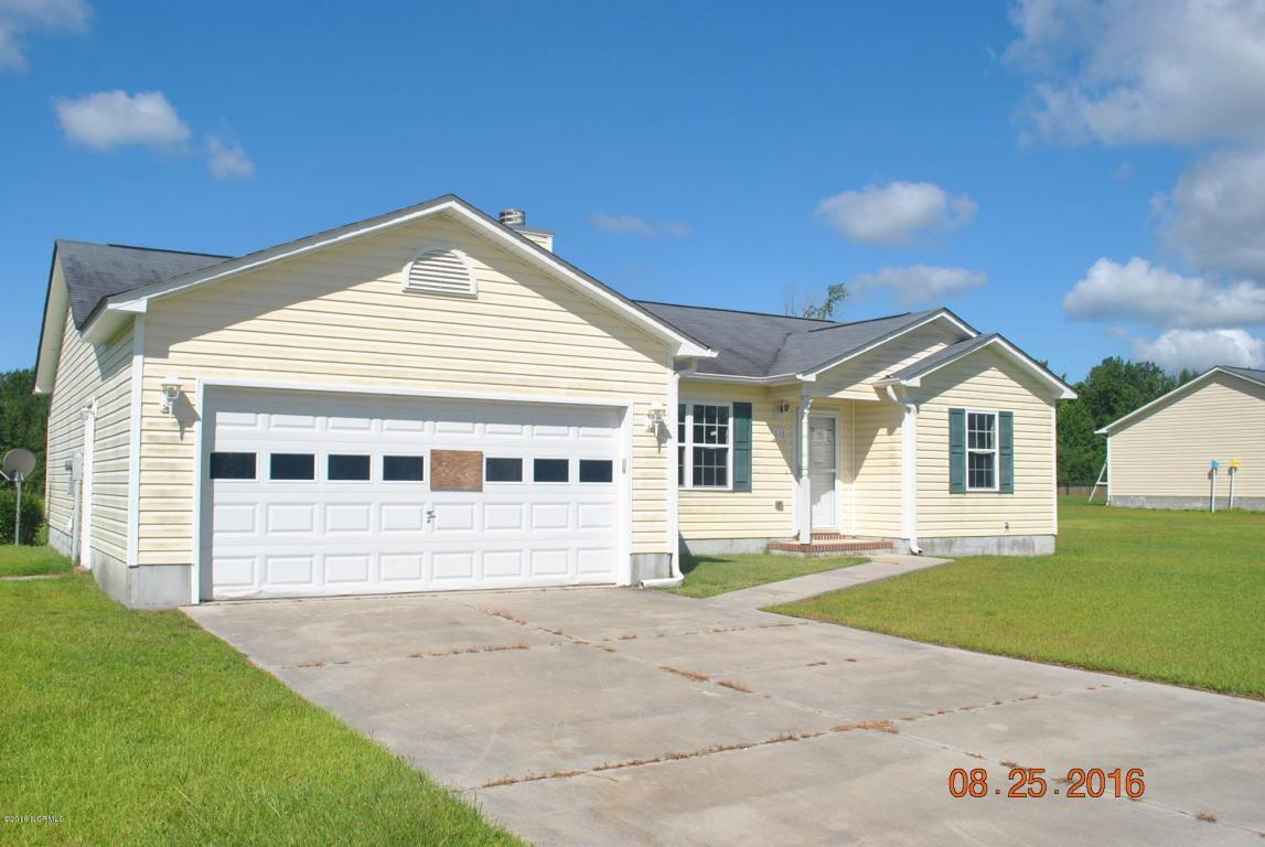 116 Starkys Creek Court, Maysville, NC 28555 (MLS #100029174) :: Century 21 Sweyer & Associates
