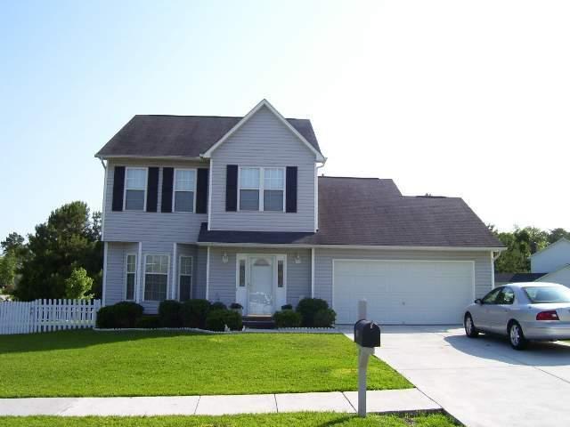 101 Brighton Street, Jacksonville, NC 28546 (MLS #100029196) :: Century 21 Sweyer & Associates