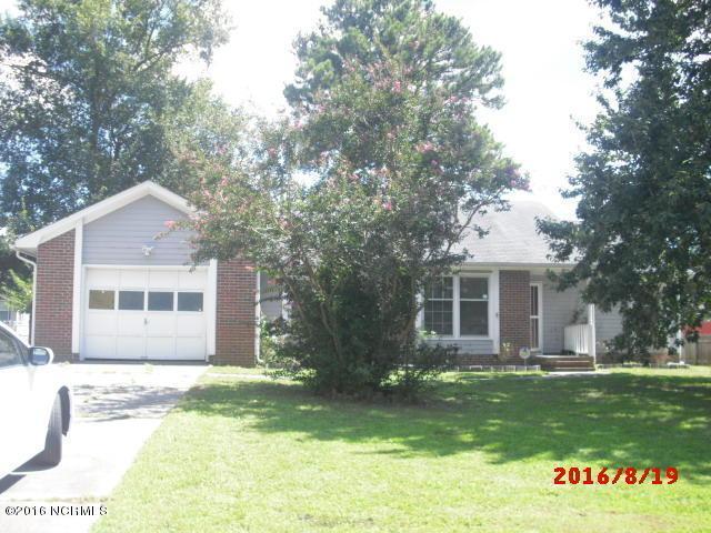 303 Raintree Road, Jacksonville, NC 28540 (MLS #100029200) :: Century 21 Sweyer & Associates