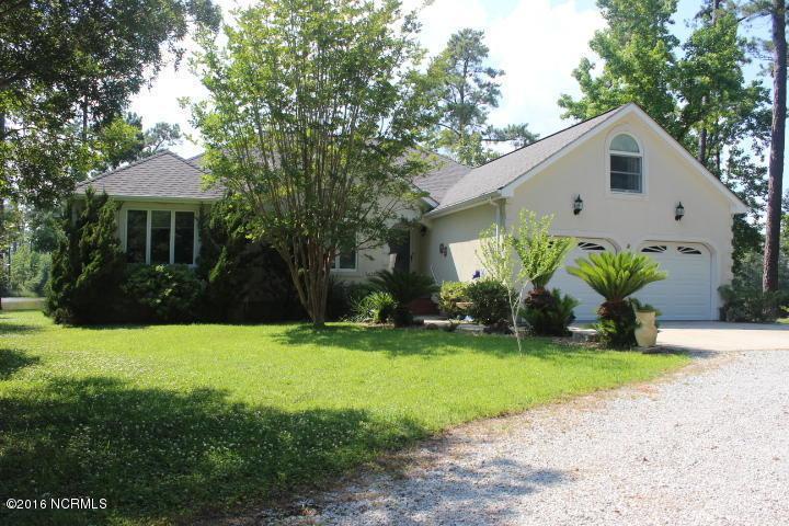 440 Peninsula Drive, Oriental, NC 28571 (MLS #100029215) :: Century 21 Sweyer & Associates
