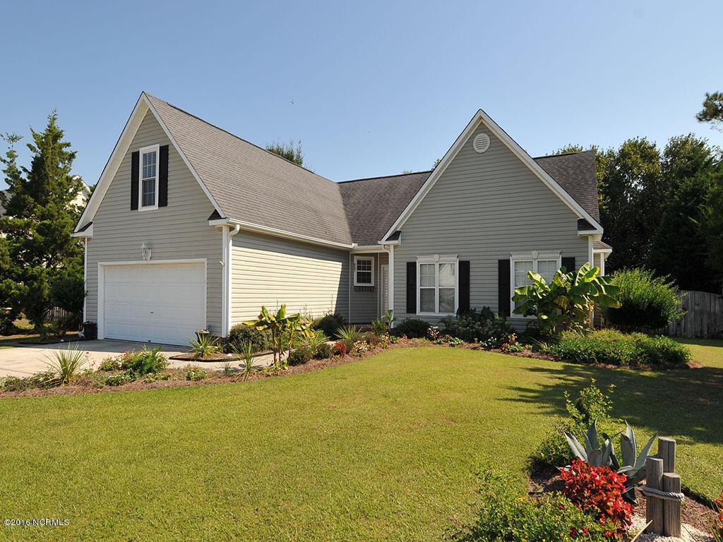 6221 Sentry Oaks Drive, Wilmington, NC 28409 (MLS #100029222) :: Century 21 Sweyer & Associates