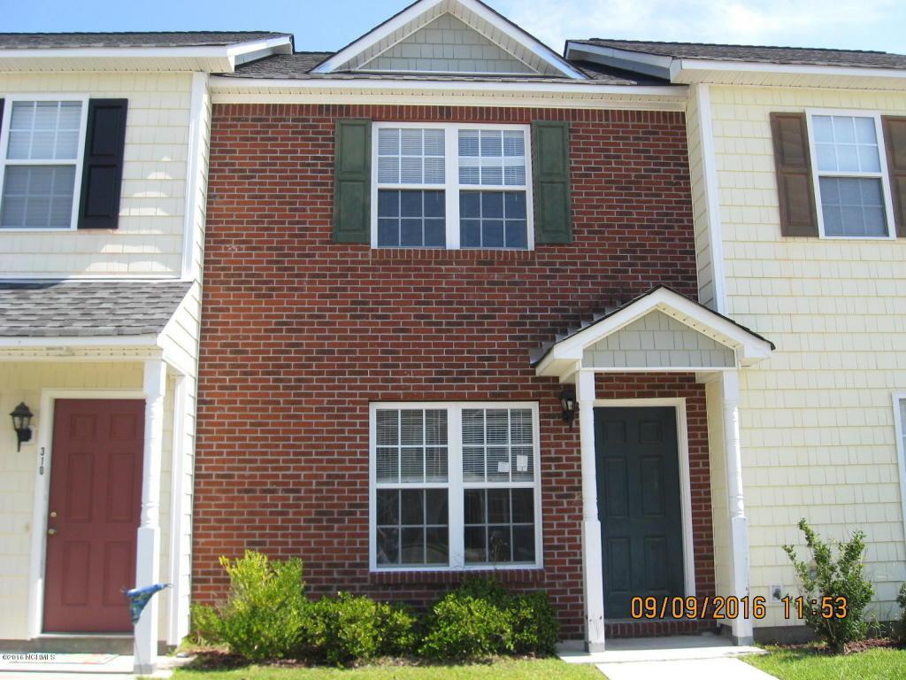 308 Bridgewood Drive, Jacksonville, NC 28546 (MLS #100029371) :: Century 21 Sweyer & Associates
