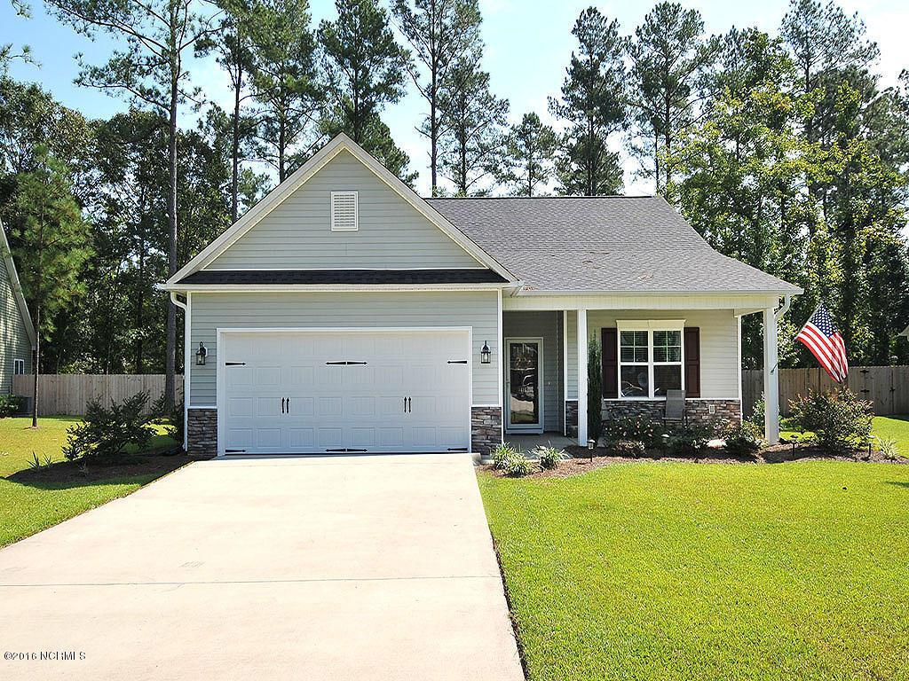 116 Sadie Way, Rocky Point, NC 28457 (MLS #100029374) :: Century 21 Sweyer & Associates