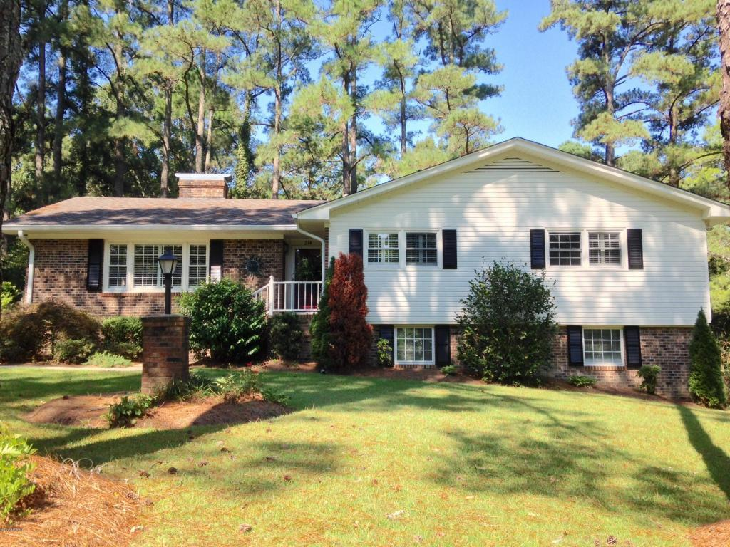 214 Mallard Drive, Washington, NC 27889 (MLS #100029393) :: Century 21 Sweyer & Associates
