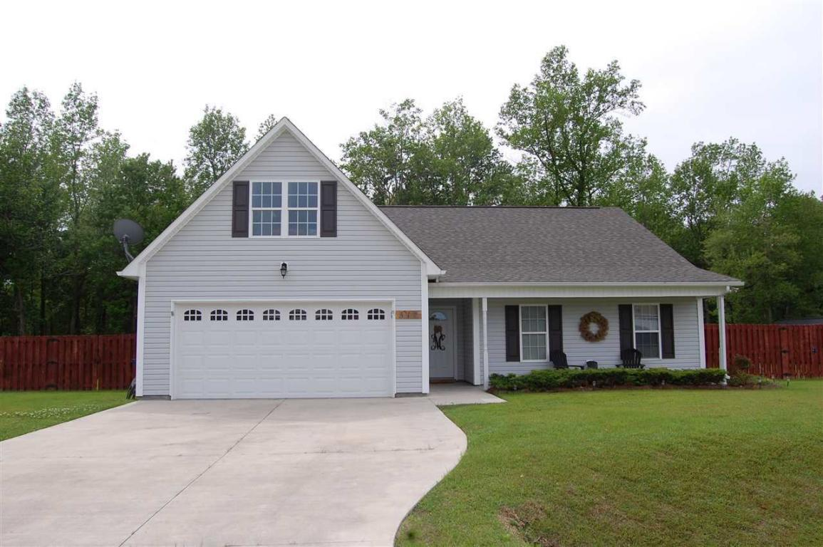 510 SW Ridge Drive, Richlands, NC 28574 (MLS #100029487) :: Century 21 Sweyer & Associates