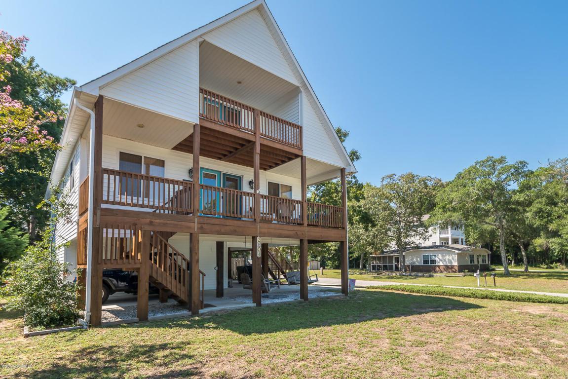 2801 E Yacht Drive, Oak Island, NC 28465 (MLS #100029493) :: Century 21 Sweyer & Associates