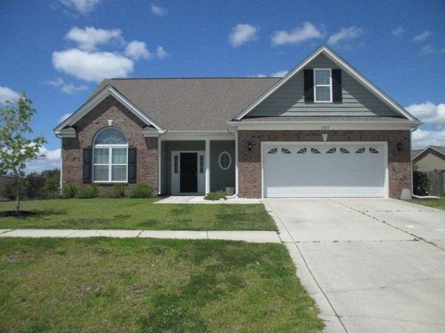 157 Moonstone Court, Jacksonville, NC 28546 (MLS #100029505) :: Century 21 Sweyer & Associates